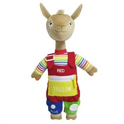 Llama Llama Learn To Dress