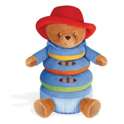 Paddington for Baby Soft Plush Stacking Toy