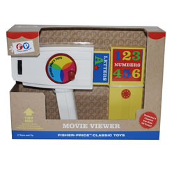 Fisher Price® Classic Movie Viewer