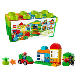 LEGO® DUPLO® All In One Box (10572)