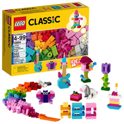 LEGO® Classic Creative Supplement Bright (10694)