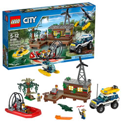 LEGO® City Police Crook's Hideout (60068)