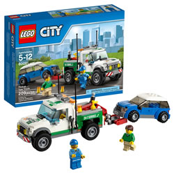 LEGO® City Pickup Tow Truck (60081)