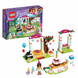 LEGO® Friends Heartlake Birthday Party (41110)
