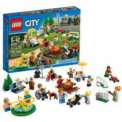 LEGO® City Fun In The Park - City People Pack (60134)