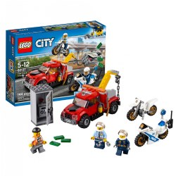 LEGO® City Tow Truck Trouble (60137)
