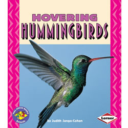 Hovering Hummingbirds - Paperback
