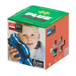 Plus-Plus® Construction Set - Basic (600 Pieces)