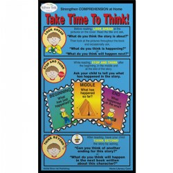 Comprehension Home Literacy Cards (Pack of 10) - English