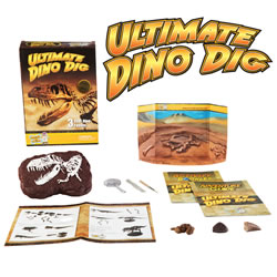 Ultimate Dino Dig Excavation Kit