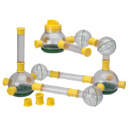 Backyard Safari Adventures™ Bug Podz - 34 Piece Set