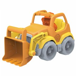 Scooper Construction Truck with Dog Figure