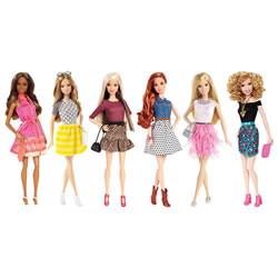 Barbie® Doll Fashionistas - Assorted Dolls & Fashions (1 Doll)