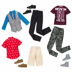 Ken Doll Assorted Outfits (1 Outfit)