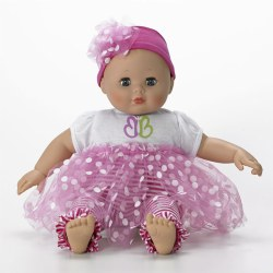 "14"" Little Sister Babblebaby Doll with Sounds"