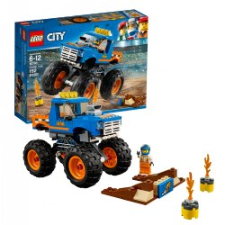 LEGO® City Great Vehicles Monster Truck- 60180