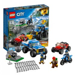 LEGO® City Police Dirt Road Pursuit - 60172