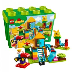 DUPLO® Creative Play Large Playground Brick Box - 10864