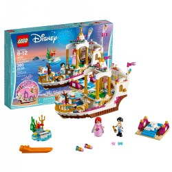LEGO® Disney™ Princess™ Ariel's Royal Boat - 41153