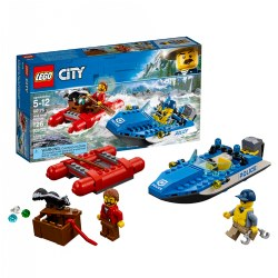 LEGO® City Wild River Escape - 60176