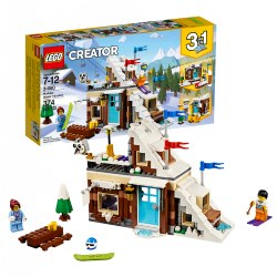 LEGO® Creator Modular Winter Vacation - 31080