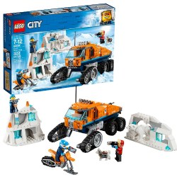 LEGO® City Arctic Scout Truck (60194)