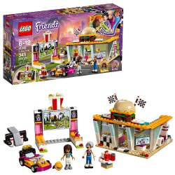 LEGO® Friends Drifting Diner (41349)