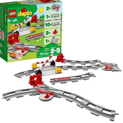 LEGO® DUPLO® Train Tracks - 10882