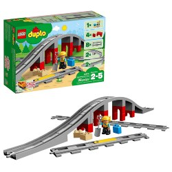 LEGO® DUPLO® Train Bridge and Tracks (10872)