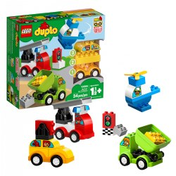 LEGO® DUPLO® My First Car Creations 10886