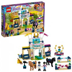 LEGO® Friends Stephanie's Horse Jumping - 41367