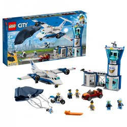 LEGO® City Sky Police Air Base (60210)