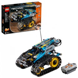 LEGO® Technic Remote-Controlled Stunt Racer (42095)