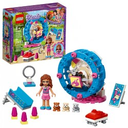 LEGO® Friends Olivia's Hamster Playground (41383)
