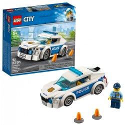 LEGO® City Police Patrol Car - 60239