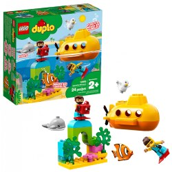LEGO® DUPLO® Submarine Adventure (10910)