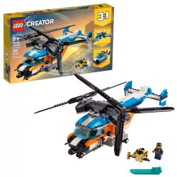LEGO® Creator Twin-Rotor Helicopter - 31096
