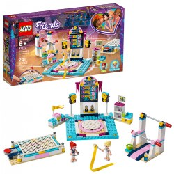 LEGO® Friends Stephanie's Gymnastics Show (41372)