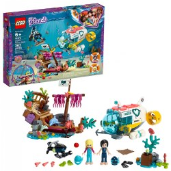 LEGO® Friends Dolphin Rescue Mission (41378)