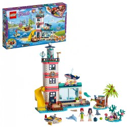 LEGO® Friends Lighthouse Rescue Center (41380)