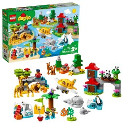 LEGO® DUPLO® World Animals (10907)