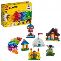 LEGO® Classic Bricks and House - 11008