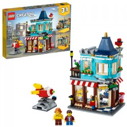 LEGO® Creator Townhouse Toy Store - 31105