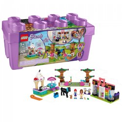 LEGO® Friends Heartlake City Brick Box - 41431