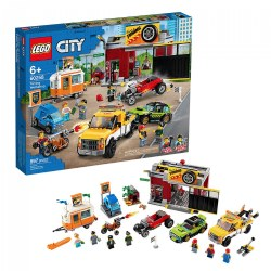 LEGO® City Tuning Workshop - 60258