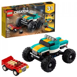 LEGO® Creator 3 in1 Monster Truck 31101