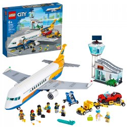 LEGO® City Airport Passenger Airplane - 60262