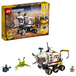 LEGO® Creator 3 in 1 Space Rover Explorer - 31107
