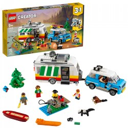 LEGO® Creator 3 in 1 Caravan Family Holiday - 31108