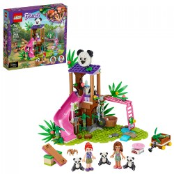 LEGO® Friends Panda Jungle Tree House - 41422